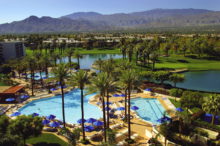 J W Marriott Desert Springs Resort