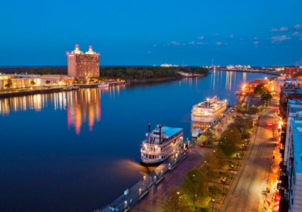 The Westin Savannah Harbor
