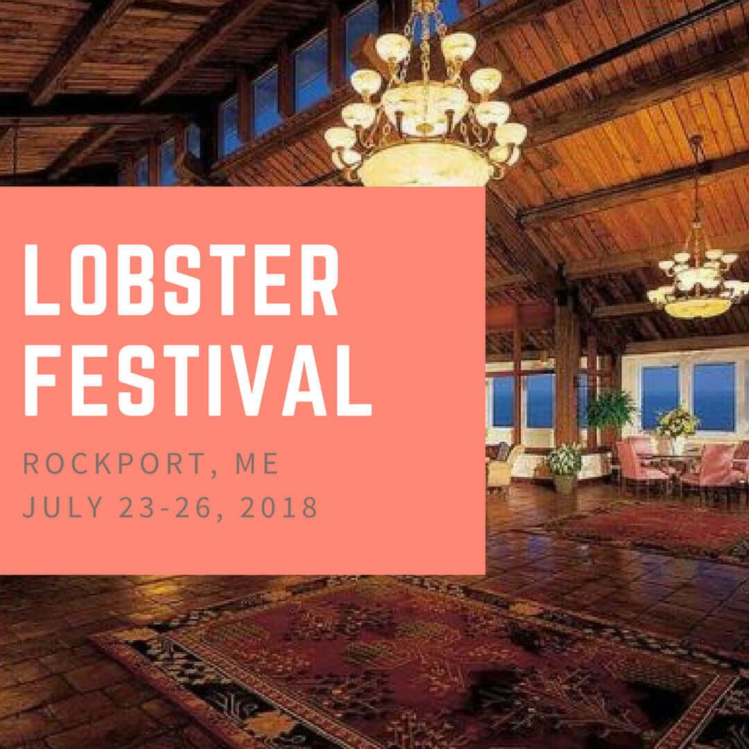 Lobster Festival - Senior Golfers of America