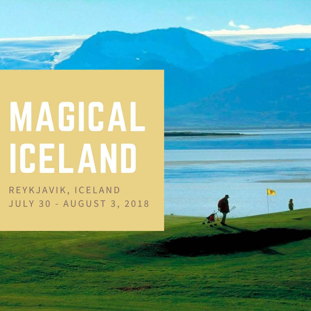 Magical Iceland - Senior Golfers of America