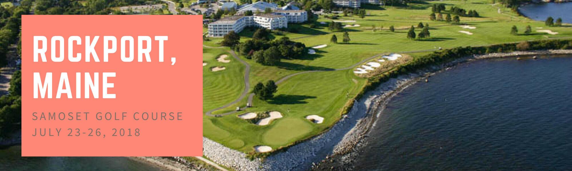 Lobster Festival golf tournament - Senior Golfers of America