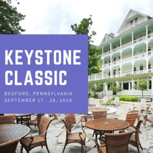 Keystone Classic golf tournament - Senior Golfers of America