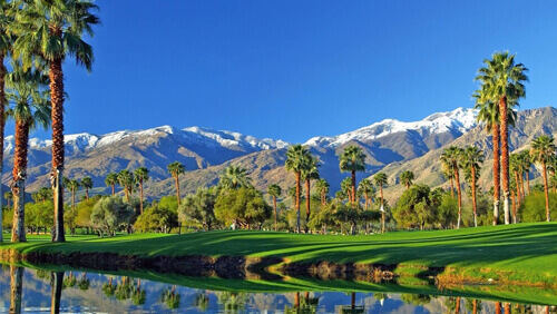 Desert Classic golf tournament - Senior Golfers of America