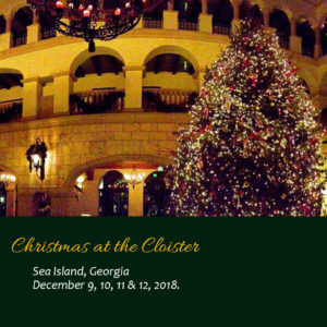 Christmas at the Cloister golf tournament - Senior Golfers of America
