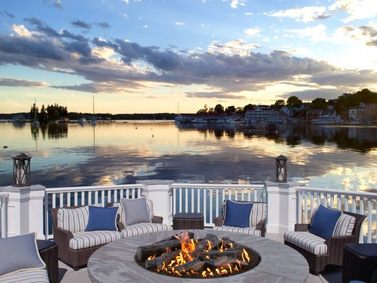 Boothbay Harbor Club & Resort, Boothbay Harbor, Maine