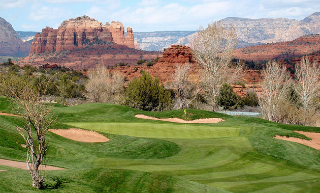 Arizona Classic, Seven Canyons Golf Course, Sedona, Arizona