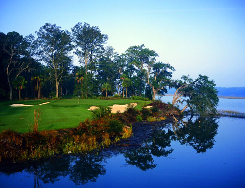 May River Golf Club, Montage Palmetto Bluff