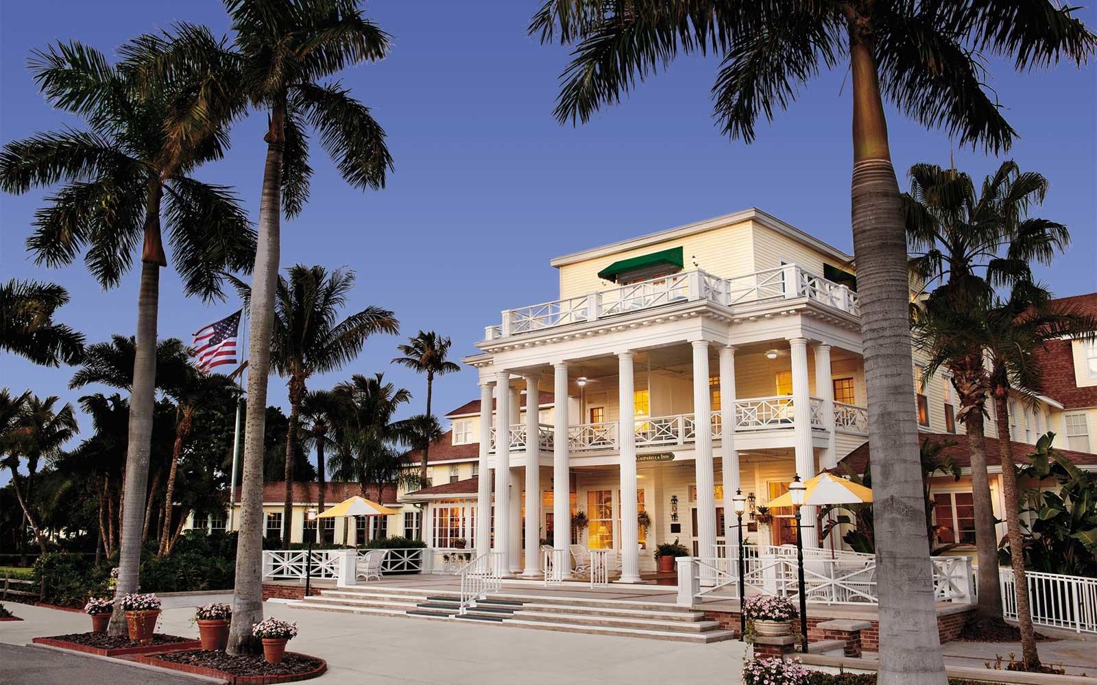 Gasparilla Inn and Club  Boca Grande, Florida