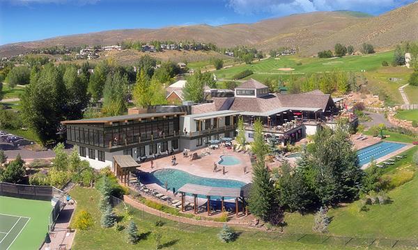 Sonnenalp Golf Club & Hotel Vail, Colorado