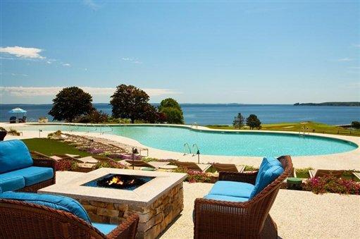 Samoset Resort Camden, Maine