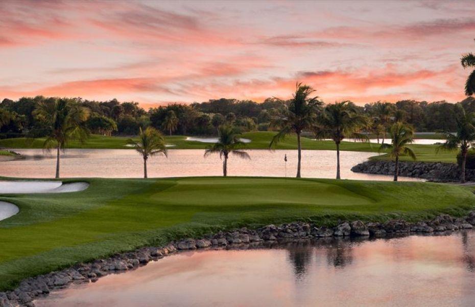 Lely Golf Club Greenlinks Villas